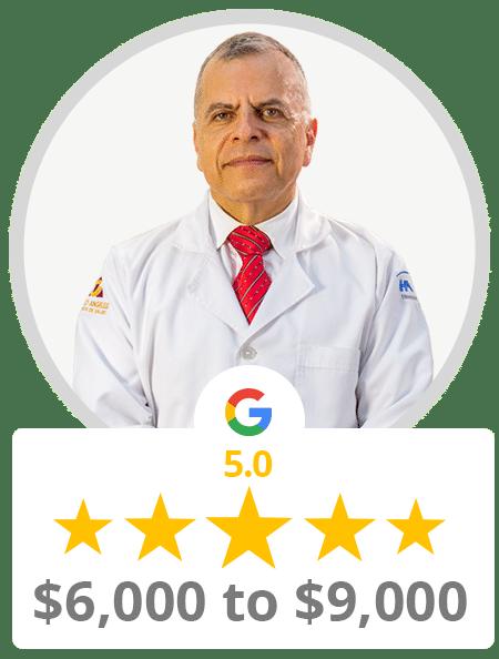 Dr. Juan Lopez Corvala | Gastroenterologist Surgeon