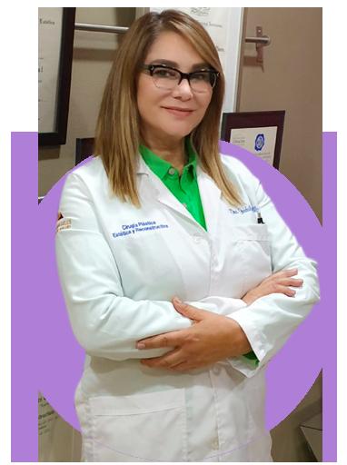 Dr. Guadalupe Carrillo Cisneros | Certified Plastic Surgeon